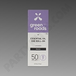 Green Roads CBD Essential Oil Roll-On 4 pk - Peace 50 mg