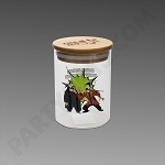 Jay & Silent Bob Medium Glass Jar - 15 Bucks