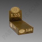 JOB Gold 1.25 Ultra Thin Rolling Papers 24ct