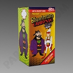 Jay & Silent Bob Water Pipe - Bluntman Milky Teal - By Famous Brandz