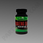 Kratom Kaps; Maeng Da 27g, 45 count Bottle