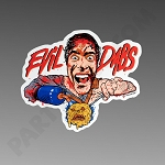 KYC Evil Dabs Decals - 10pk