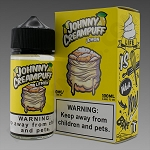 Johnny Creampuff Lemon 100 ML By Tinted Brew (Zero Nicotine Only)