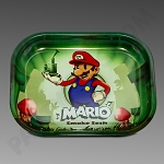 Rolling Tray Small Mario Smoke Sesh