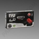 Nu Charcoal Flat Tablets 20ct