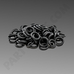 O-Ring Grommets 100 ct - Tattoo Supplies