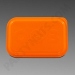 OCB Rolling Tray Lid Medium Orange