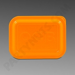 OCB Rolling Tray Lid Small Orange