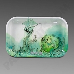 OCB Rolling Tray Medium Sea Monster