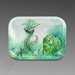 OCB Rolling Tray Small Sea Monster