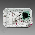 OCB Rolling Tray Medium Spider