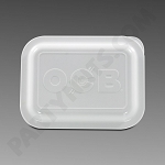 OCB Rolling Tray Lid Small White
