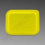 OCB Rolling Tray Lid Small Yellow