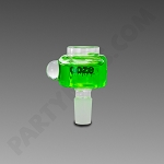 Ooze Glyco Green Freezable Bowl 14mm
