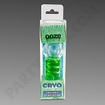 Ooze Cryo Green Freezable Pipe