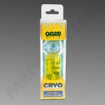Ooze Cryo Yellow Freezable Pipe