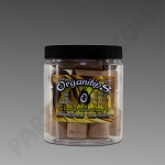 OrganitipS XXL 20ct Jar - Wood Rolling Tips