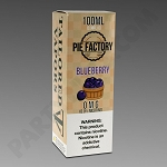 Tailored Vapors Pie Factory Blueberry 100 ML / 0 MG