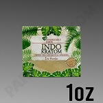 Remarkable Herbs Green Vein Indo Kratom Powder 1 oz Bag
