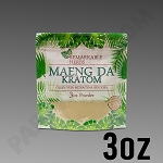 Remarkable Herbs Green Vein Maeng Da Kratom Powder 3 oz Bag