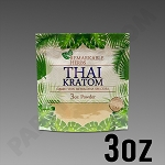 Remarkable Herbs Green Vein Thai Kratom Powder 3 oz Bag