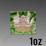Remarkable Herbs Red Vein Bali Kratom Powder 1 oz Bag