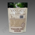 Vanuatu Kava 8 oz, 1/2 lb Lateral Root Powder by Remarkable Herbs