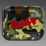 Raw Camo Large Rolling Tray