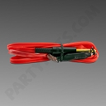 Clip Cord D-6 Red
