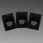 Smelly Proof Black Bags Extra Extra Small 100pk
