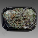 Rolling Tray Small Bubba Kush