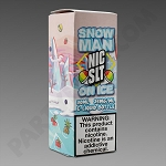 Snow Man on Ice 30 ML 35 mg Nic Salt Juiceman's Zonk