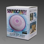 Aqua Splash Wireless Bluetooth Speaker