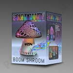 Boom Shroom Black Wired Speaker
