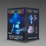 Boom Shroom Blue Wireless Bluetooth Speaker
