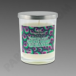 Special Blue White Tea Party Candle 14.8oz
