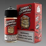 Johnny Creampuff Strawberry 100 ML By Tinted Brew (Zero Nicotine Only)