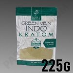 Whole Herbs Kratom - Green Vein Indo Powder 225g / 8 oz Bag