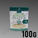 Whole Herbs Kratom - Green Vein Maeng Da Powder 100g / 3.5 oz Bag