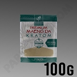 Whole Herbs Kratom; Maeng Da Powder 100g / 3.5 oz Bag