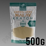 Whole Herbs Kratom - Green Vein Malay Powder 500g / 1/2 kilo / 17.5 oz Bag