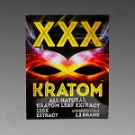 XXX Kratom 1.2g All Natural Extract - 2 Capsules (Upcharges may apply, see description.)
