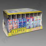 Clipper Lighter 60's 48ct