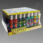 Clipper Lighter Dancing Mushrooms 48ct