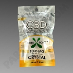Green Roads CBD Isolate Crystals 1 G
