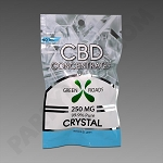 Green Roads CBD Isolate Crystals 0.25g