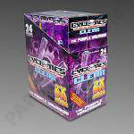 Cyclones Clear Purple Unknown 2pk