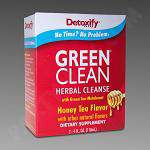 Detoxify Green Clean Herbal Cleanse