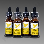 Free The Leaf CBD & Terpenes 1500mg Pineapple Express 30ml 4pk