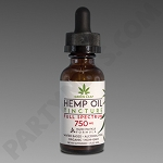 Green Leaf Tincture 750mg full spectrum 30ml